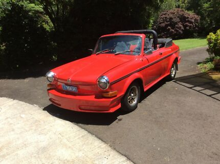 VW Fast back convertible Type 3 Montville Maroochydore Area Preview