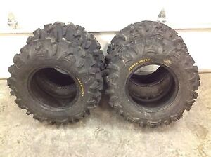 Blackwater Evolution ATV tires