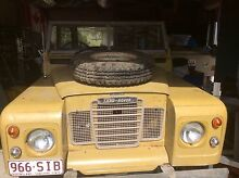 1976 Land Rover Series 3 109 ute Gympie Gympie Area Preview