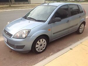 2006 Ford Fiesta Hatchback - Blue Floreat Cambridge Area Preview