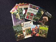 Gardening books Cairns Cairns City Preview
