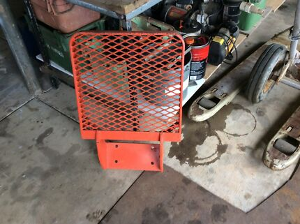Kubota tractor bonnet bump guard Woombye Maroochydore Area Preview