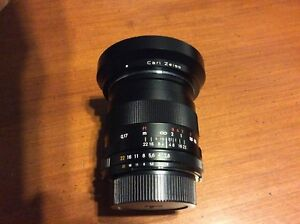 Carl Zeiss Distagon 25mm 2.8 ZF. MINT!!!