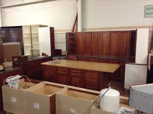 Kitchen Cabinet Set at the HFH ReStore