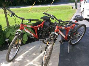 18 Spd Mountain Bikes