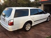 2008 Ford Falcon XT Wagon Duncraig Joondalup Area Preview