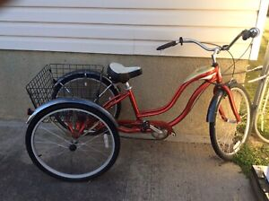 Selling my tricycle.