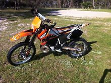 KTM 250 EXC Stanthorpe Southern Downs Preview