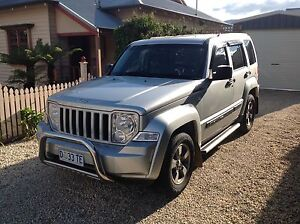 JEEP CHEROKEE SPORT 2009 Huonville Huon Valley Preview