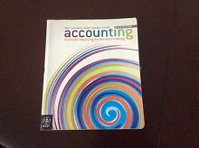 Accounting: Business reporting for decision making 4th edn Northmead Parramatta Area Preview