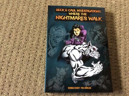 Beck and Caul Werewolf Horror graphic novel collection NEW