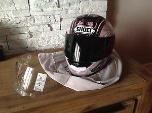 Casque de moto SHOEI motorcycle helmet
