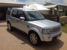 2012 Land Rover Discovery 4 Wagon Middle Ridge Toowoomba City Preview