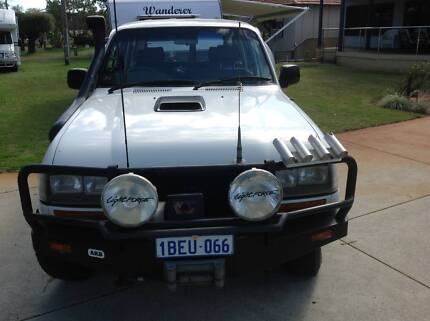 1995 Toyota LandCruiser Wagon Mandurah Mandurah Area Preview