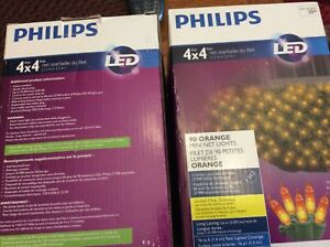 NEW Christmas in/outdoor LED net & solar lights $8 - $15 ea
