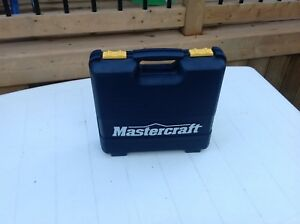 Mastercraft Power Tool Case From Canadian Tire For Power Tools