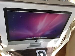27-Inch iMac Immaculate condition. Bega Bega Valley Preview