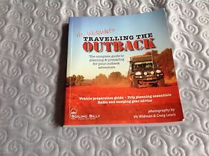 """Vic Widman's book""""Travelling the Outback"""". Little Bay Eastern Suburbs Preview"""