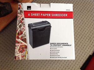 Paper Shredder Wavell Heights Brisbane North East Preview