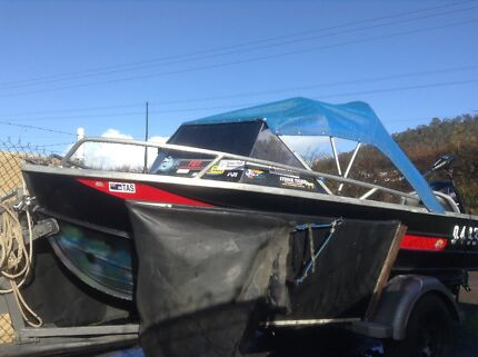 Great Lake boat New Norfolk Derwent Valley Preview