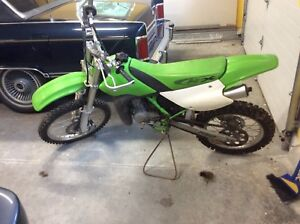 KX100.  Great motorcycle NEW PRICE.