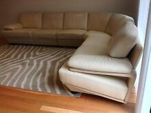 Premium leather lounge Little Bay Eastern Suburbs Preview