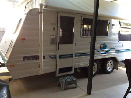 Jayco freedom 2004 pop top caravan Wodonga Wodonga Area Preview