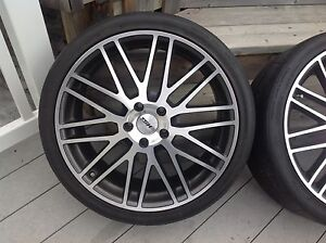 Mags 19 pouces 5x112 TSW