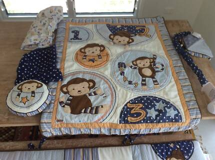 Baby Bedding - Baby Clothes - Various Baby Items North Ward Townsville City Preview