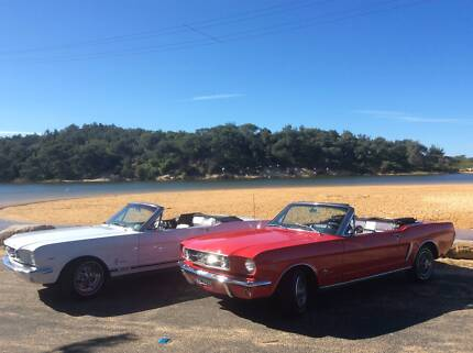 Central Coast Mustang Hire