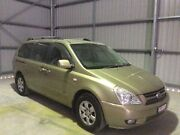 KIA CARNIVAL GRAND 2007 auto 7seats Somersby Gosford Area Preview