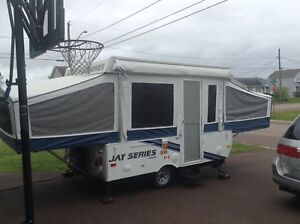 JAYCO 10' TENT TRAILER