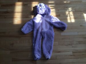 Lot 95 - costume Halloween hipopotame (4 ans)