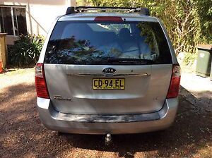 2006 Kia Grand Carnival Wagon Willoughby Willoughby Area Preview