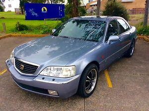 2001 Honda Legend luxury V6 Auto Sedan fully optioned Woodbine Campbelltown Area Preview