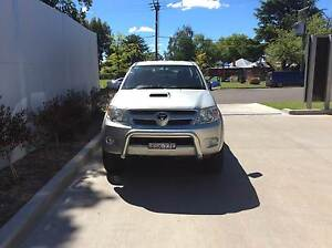 2008 Toyota Hilux Ute Yass Yass Valley Preview