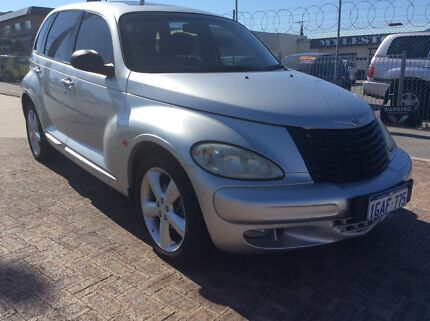 2005 CHRYSLER PT CRUISER LIMITED AUTO WGN 151670KLMS Wangara Wanneroo Area Preview