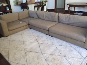 Large lounge, comfortable and casual