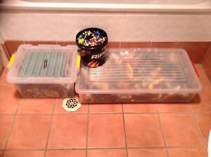 3 Big Boxes Of Legos North Lakes Pine Rivers Area Preview