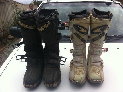 motocross boots Aldinga Morphett Vale Area Preview