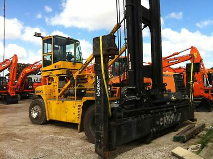 2008 OMEGA 7ECH EMPTY CONTAINER HANDLER - OL299