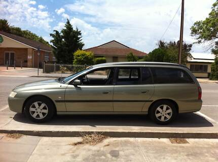 2003 Holden Commodore VY Acclaim Station Wagon