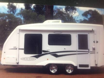 2007 Caravan  with shower and toilet Trailcraft 540 Panorama Bridgetown Bridgetown Area Preview