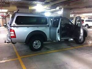 2008 Ford Ranger Ute Cranebrook Penrith Area Preview