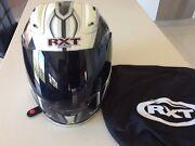 RXT motorcycle helmet Riverside West Tamar Preview