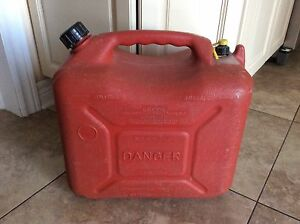 Portable Gaz Container 6US Galons