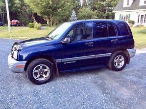 Chevrolet Tracker 2000 4x4