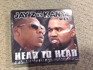 Jay Z vs Kanye West 2 cd box set
