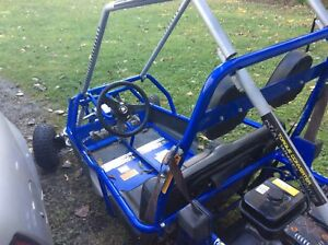 Two seat go kart for sale