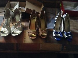 Shoes 20.00 each or best offer